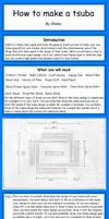 How to make a Tsuba