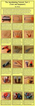 The Swordmaking Tutorial: Pt 1