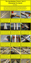 The Swordmaking Tutorial: Pt 5 by chioky