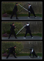The Sword Sequence: Strike 2 by chioky