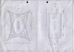 Zanpakuto Tsuba Designs: Pt 21 by chioky