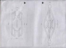 Zanpakuto Tsuba Designs: Pt 30 by chioky