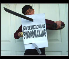 200 Deviations of Swordmaking by chioky