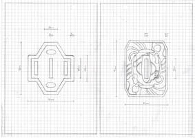 The Manga Tsuba Designs: Pt 16 by chioky
