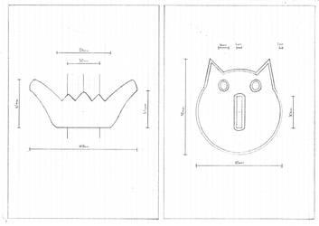 The Manga Tsuba Designs: Pt 26 by chioky