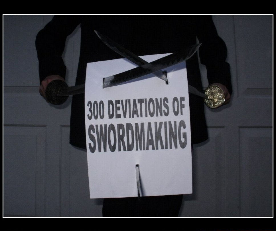 300 Deviations of Swordmaking by chioky