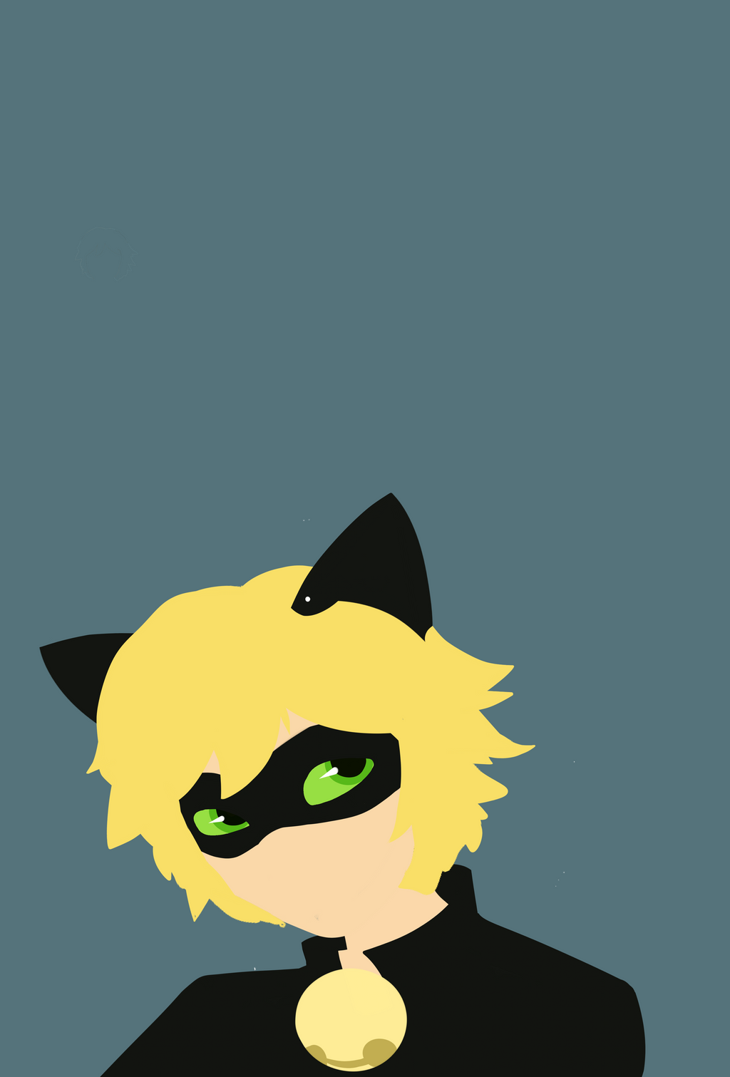 Chat Noir Wallpaper By Nagime On Deviantart