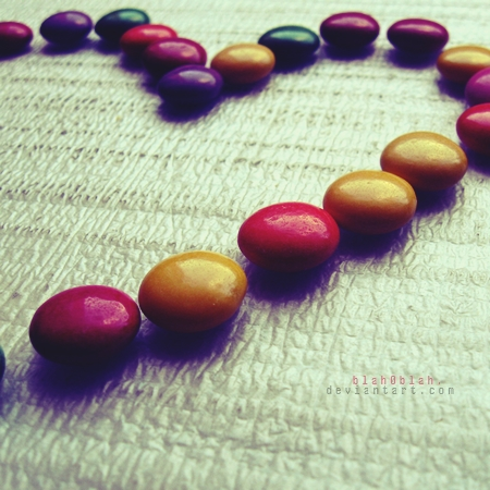 SWEET HEART by blah0blah - TatL� A�k