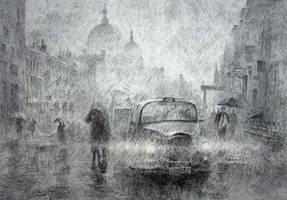 St. Paul Rainy Day