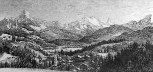 Berchtesgaden Valley