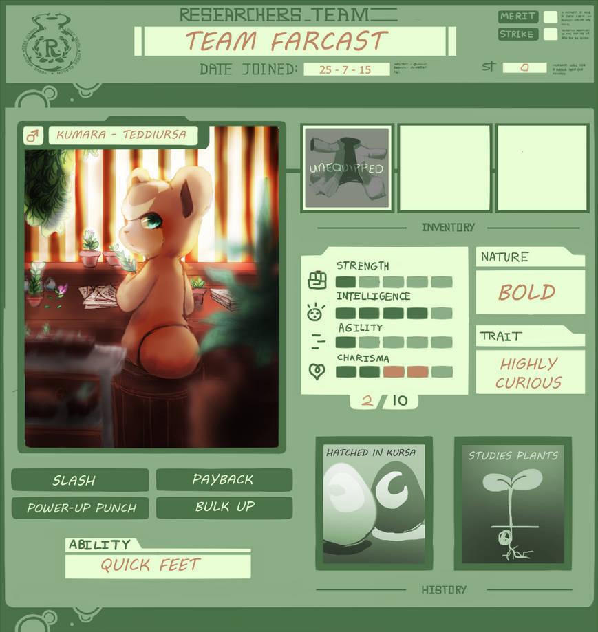 Team Farcast
