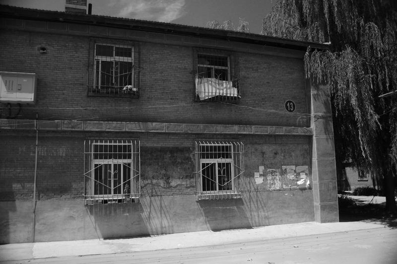 An Apartment Building by lackar