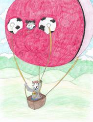 Spot-Air Balloon Ride (MJ455 Contest)