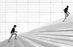 Running, 2011 by AlbertoCuccodoro