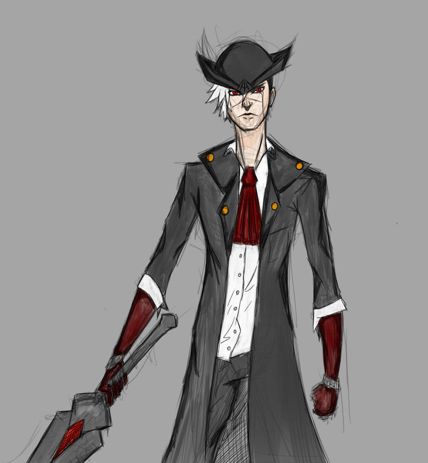 Hunter by Kan06329
