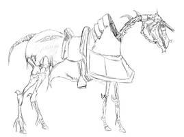 12 KC dead horse by yevvie