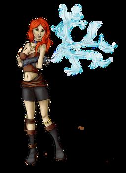 12 Lilah the Thunder Thief