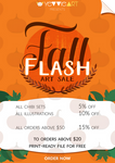 Fall Flash 2017 Design