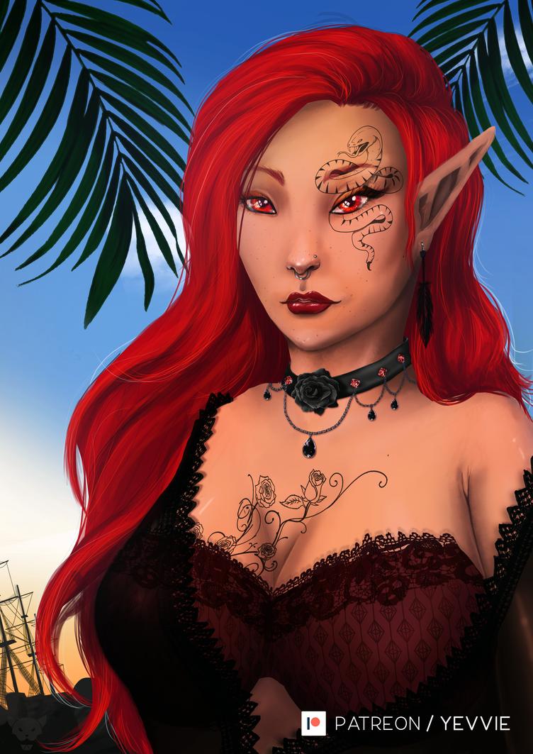 Healer of Hearts [Varyel][Censored] by yevvie