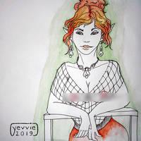 01-05 Watercolor Doodle
