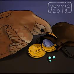 02-09 Common Nightingale