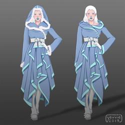 Reiph Shadowthorne Concept Art