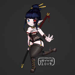Aitsukero Chibi Version