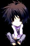 L chibi --Death Note--
