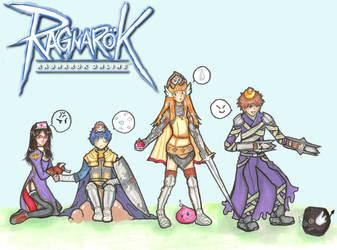 Ragnarok Online by KazeHA