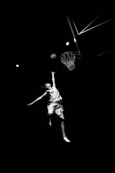 Basketball player III