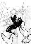 Spidergwen inks