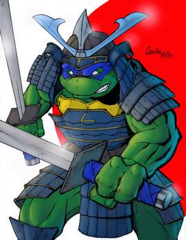samurai leo