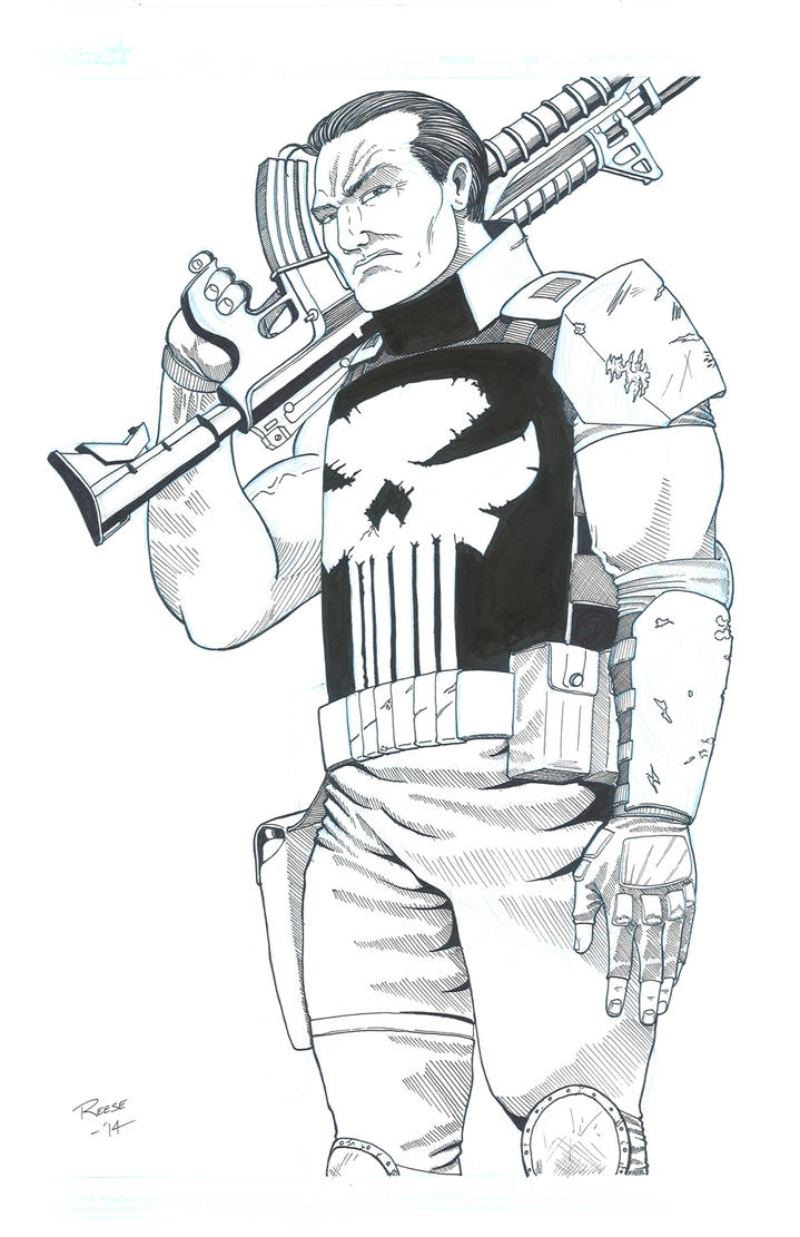 Punisher Full by Deviator77