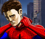 Peter Parker - The Amazing Spider-Man