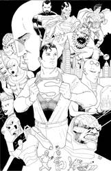 Superman and Villains