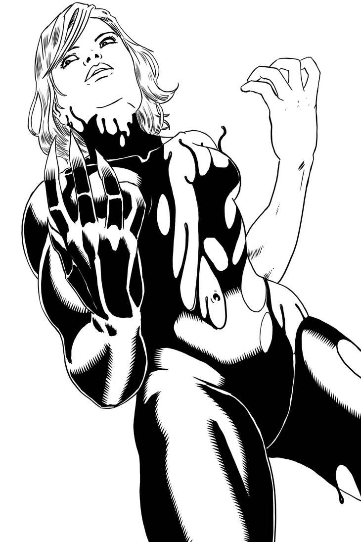Female Symbiote