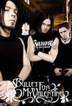 Bullet For My Valentine Wall