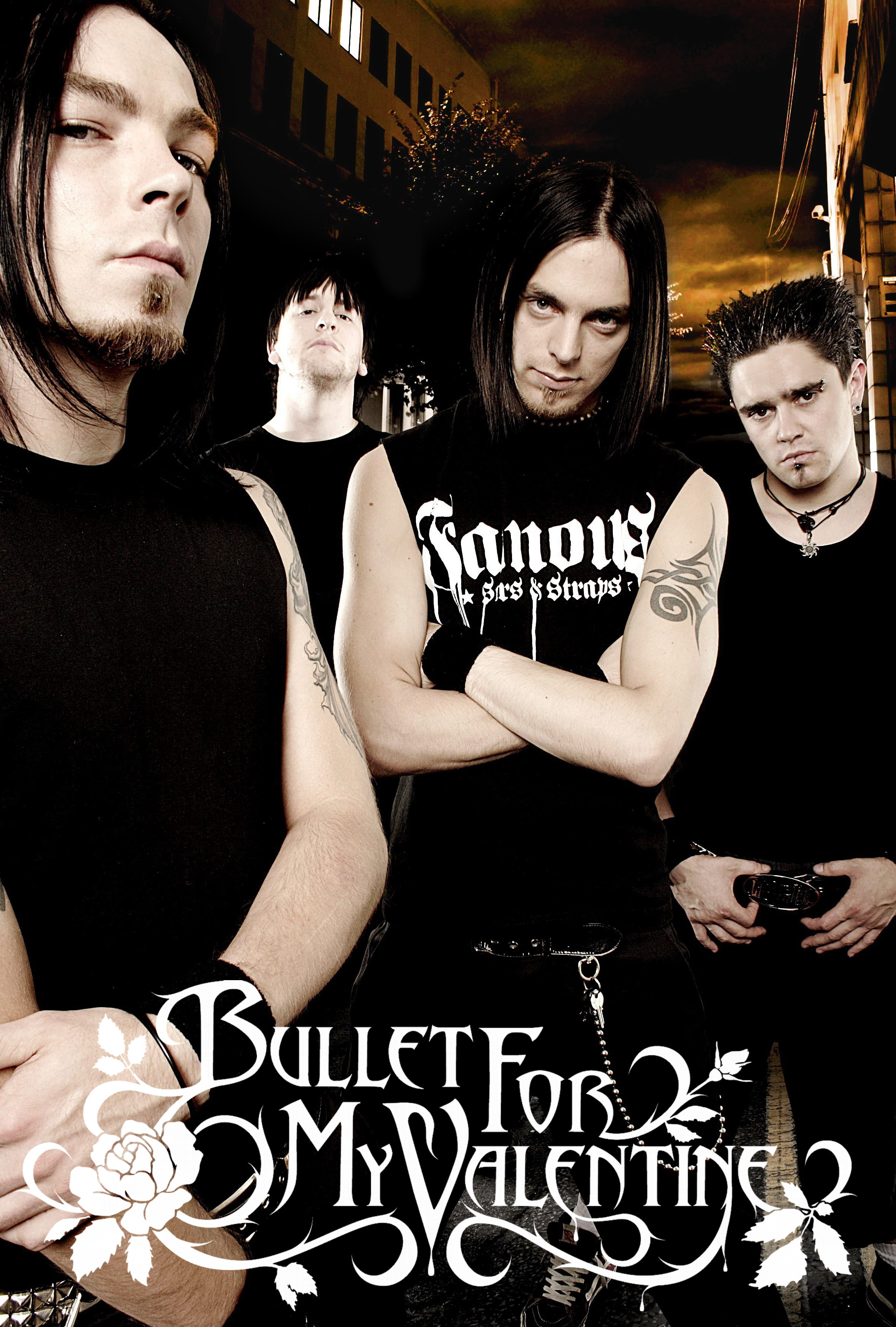 ... Bullet For My Valentine Wall By Veeboy2