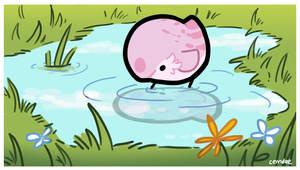 {Tessarium} Growth Prompt 2- water is wet