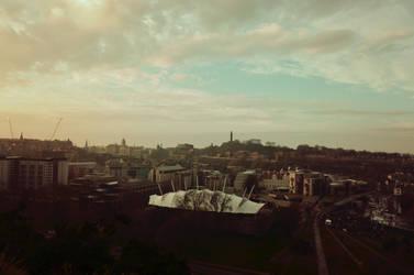 Edinburgh/Scotland by KarolinaBiel