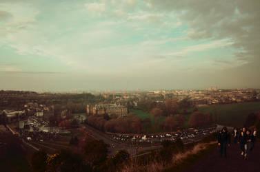 Edinburgh/Scotland II by KarolinaBiel