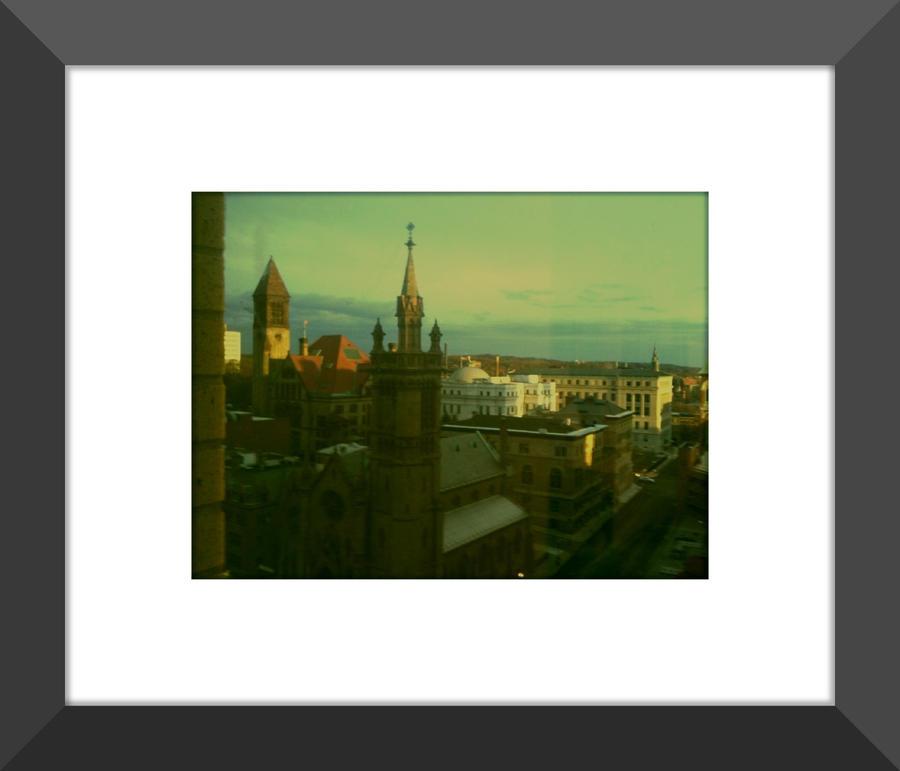 Albany NY Landscapes by rosadodavinci