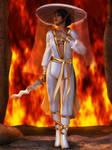 Ashrah, ascending demon