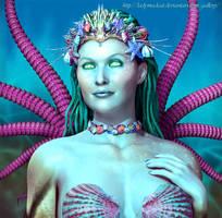 Cetrion (sea goddess version)