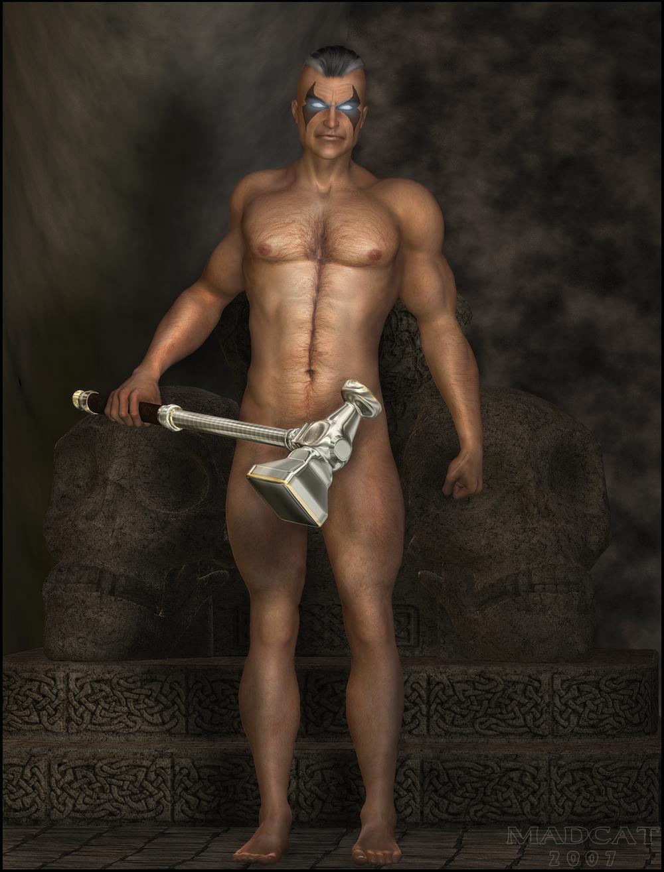 Naked mortal combat girl characters — photo 4