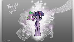 Twilight + Spike 30 Minute Challenge !