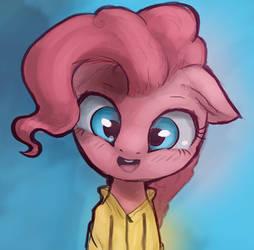 Pinkie sketch by Rain-Gear