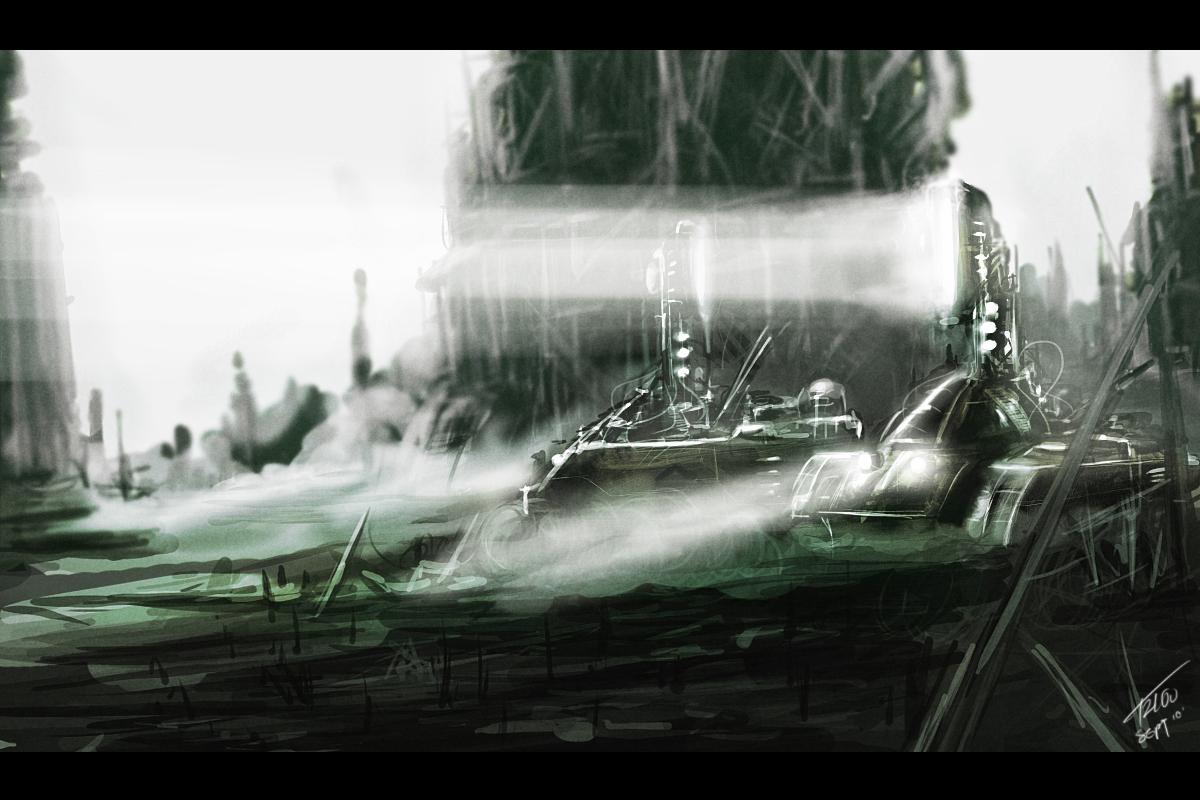 Reconnaissance by t2100ex9