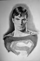 THE Superman by joniwagnerart