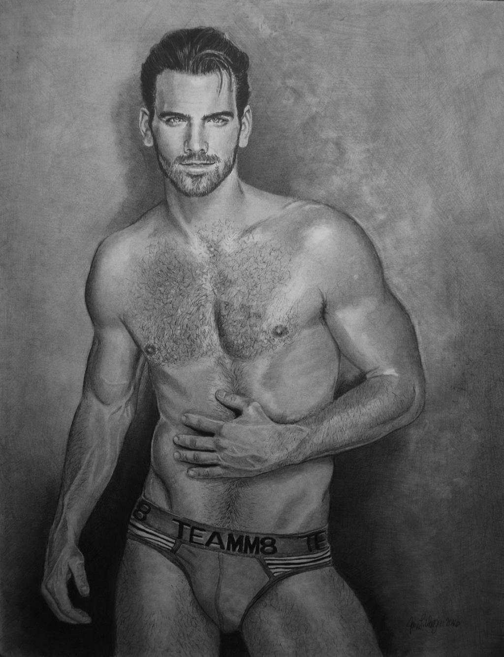 Nyle Dimarco by joniwagnerart